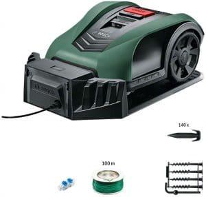 Robot tondeuse connectée Bosch Indego S+ 350