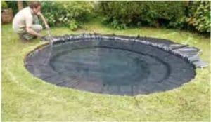 Finitions du bassin
