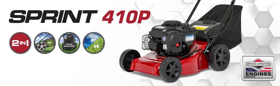 Tondeuse Sprint 410P